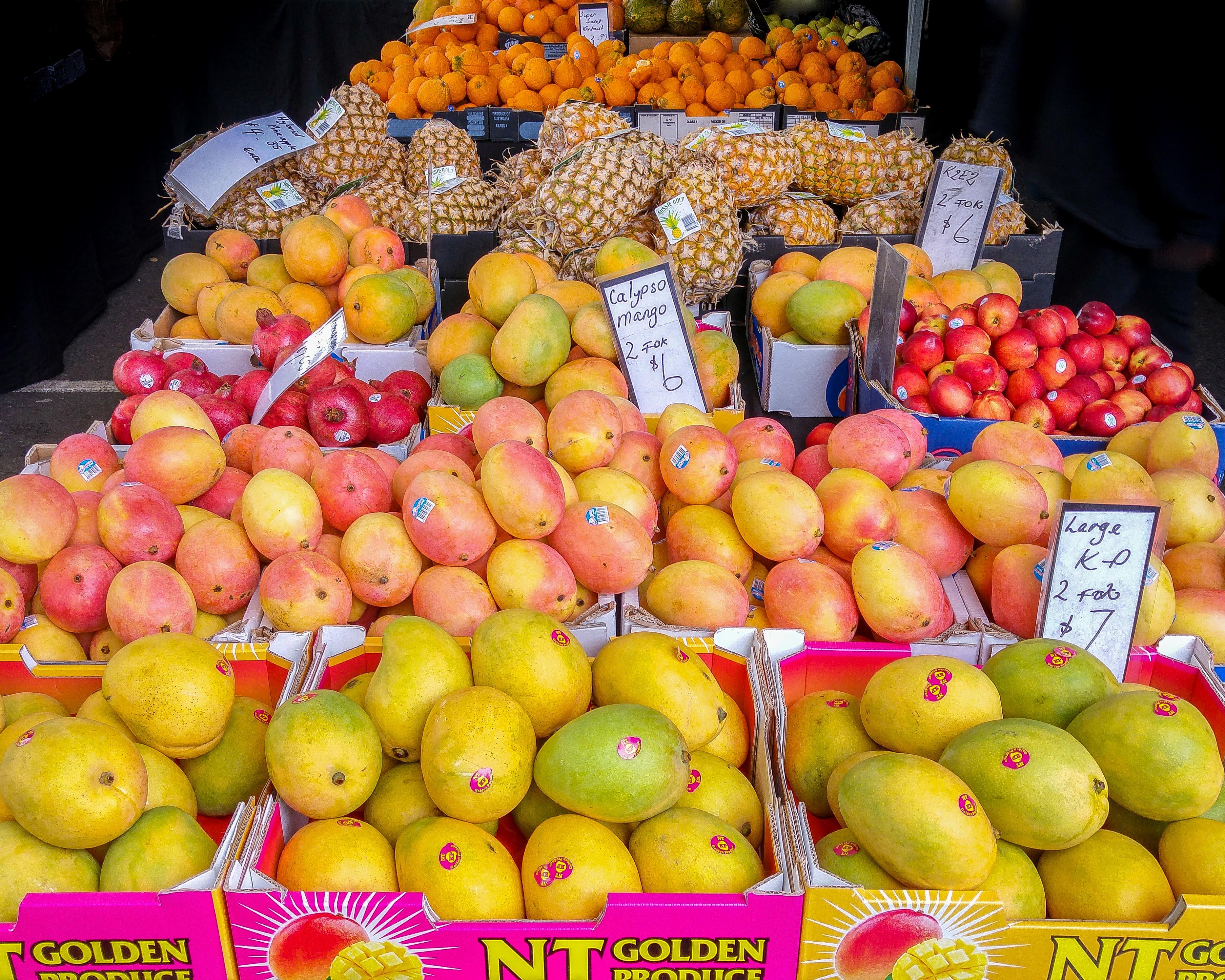 Fruit Market Brisbane