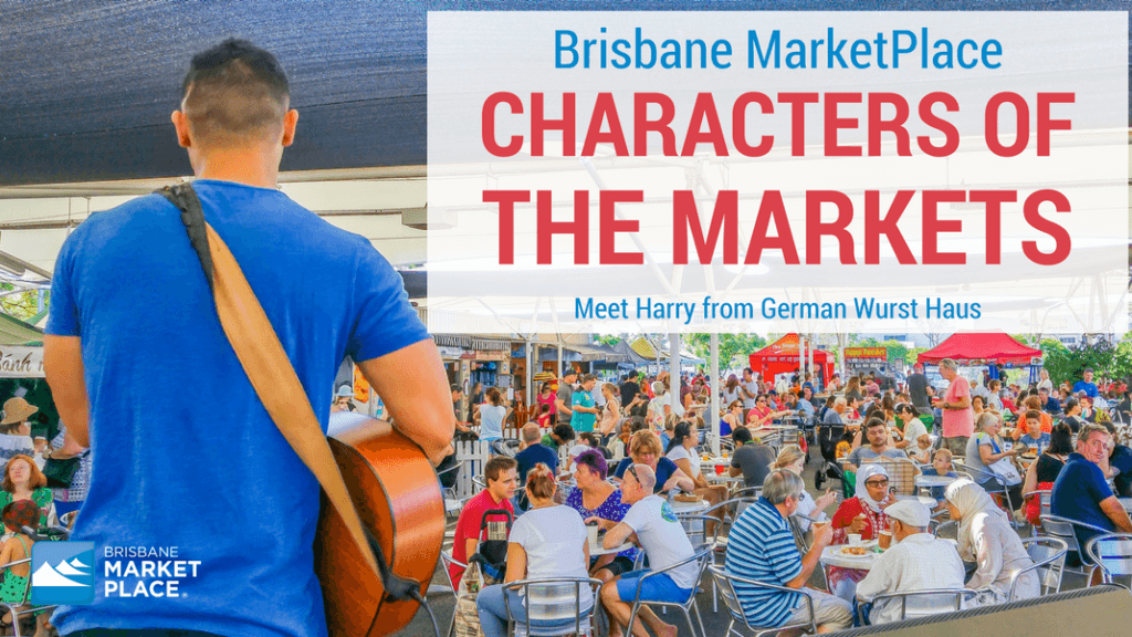 Brisbane MarketPlace open every weekend