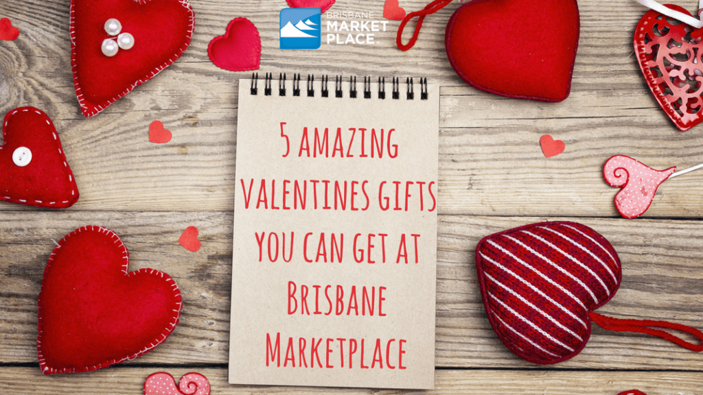 valentines day at Brisbane MarketPlace