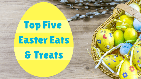 easter treats at Saturday markets Rocklea